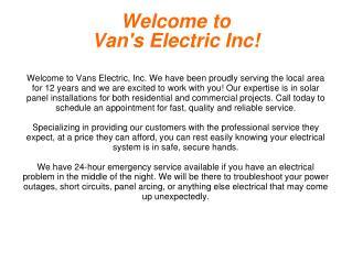 Commercial electrician Pearl City HI