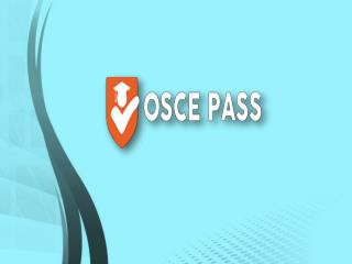 Watch Respiratory Examination Video at Oscepass.com