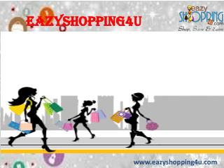 Buy Latest Collections for Men's at Eazyshopping4u