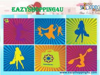 Buy Latest Collections for Woman at Eazyshopping4u
