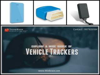 Asset Trackers | Vehicle Trackers | OBD Trackers | Thinkrace Technology