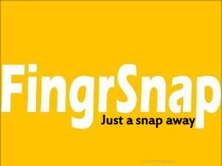 FingrSnap - Home & Local Services | Find best professionals for all your service needs