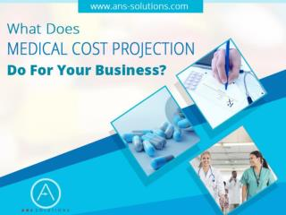 ANS Solutions' Medical Cost Projection