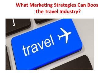 Travel Industry mailing lists