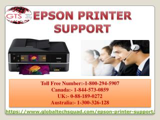 Epson Printer Support in USA