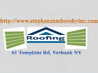 Roofing Service Westchester County NY