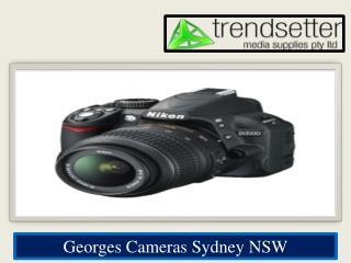 Georges Cameras Sydney NSW