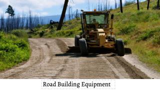 Road Building Equipment Distributors in UAE
