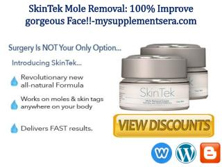 https://skintekmoleremoval.wordpress.com/2017/01/04/skintek-mole-removal/