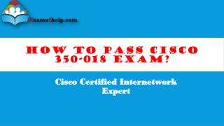 350-018 Exam Test Questions