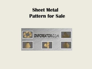 Sheet Metal Prices