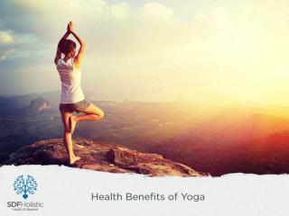 8 Health Benefits of Yoga