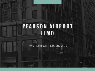 Toronto Pearson Airport Limo