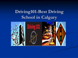 Driving Lessons Calgary