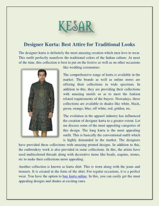 Buy Designer Kurta Online UK,  Kurta Online Store