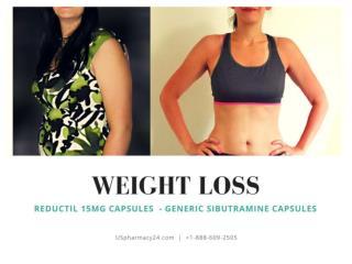 Generic Reductil 15 mg Weight Loss Pills