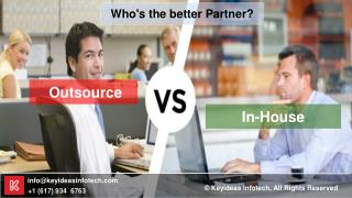Mobile App Development: In-house Vs Outsource