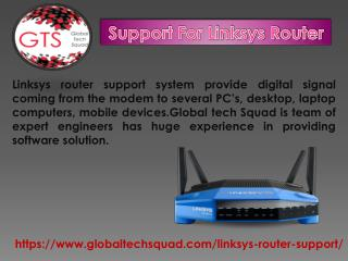 Linksys Services Support Toll Free:1-800-294-5907