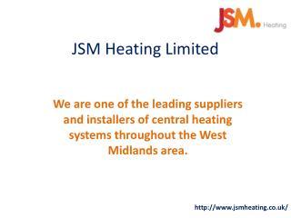 JSM Heating Limited