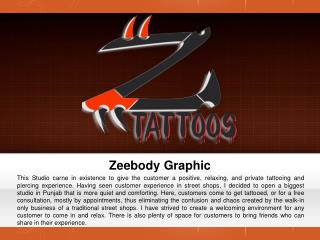 Safety and Temporary Tattoos  Artist In Mohali