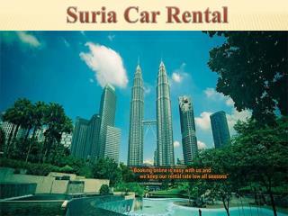 Best KLIA Car Rental