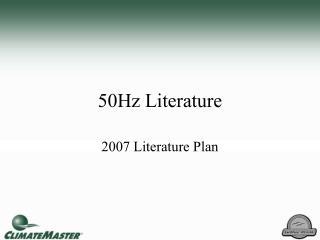 50Hz Literature