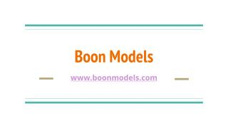 Modeling Agencies in Baltimore