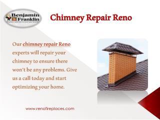 Chimney Repair Reno