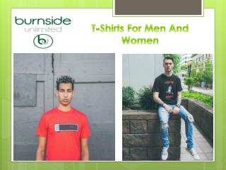 Best Brand T-Shirts for Men