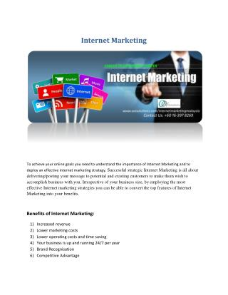 Best  online marketing malaysia| internet marketing services