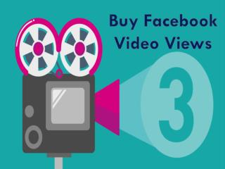 Get More FB Video Views In The Shortest Time