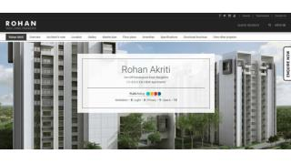Rohan Akriti  - 1 BHK , 2 BHK and 3 BHK Residential Apartments in Kanakapura Road Banglore