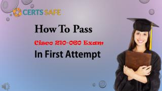 Cisco 210-060 Real Exam Questions Dumps
