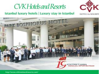 Hotel in istanbul - Luxury Stay In Istanbul