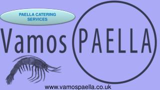Paella Corporate Catering