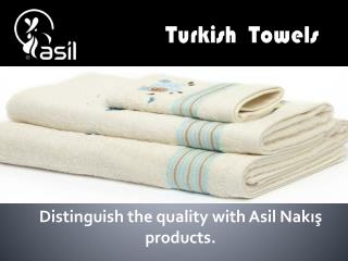 Spa Towels & Bathrobe Turkey