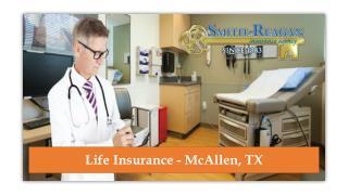 Life Insurance - McAllen, TX