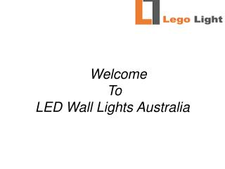 led lights australia