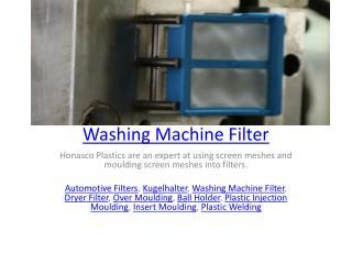 Washing Machine Filter