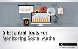 Top Tools for Monitoring Social Media