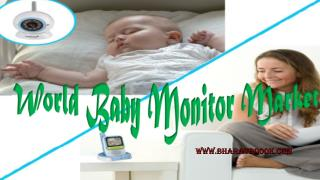 World Baby Monitor Market