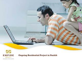 Ongoing Residential Project in Nashik