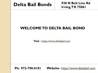 Desoto Bail Bonds Specialists