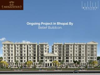 Ongoing Project in Bhopal By Belief Buildcon.