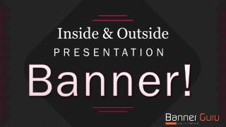 Three ways to use a Banner Quick process