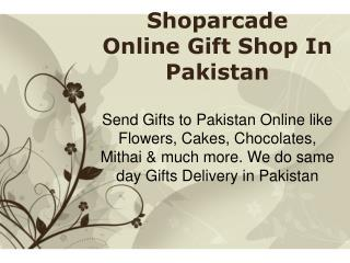 Send Flower To Pakistan
