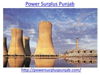 Power Surplus Punjab