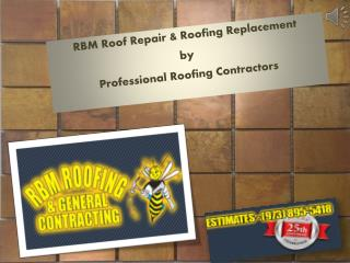 Roofing Repair Randolph