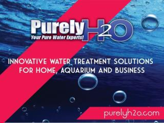 Buy home water treatment solution