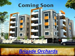 Residential Apartments in Bangalore